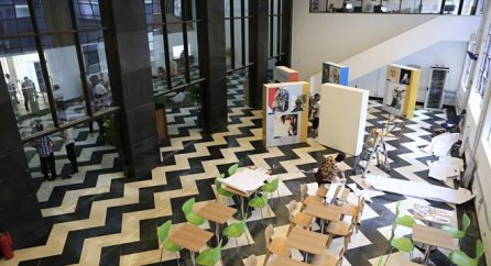 Pesquisa Datacenso mostra que 99% dos leitores estão satisfeitos com a Biblioteca Pública do Paraná
