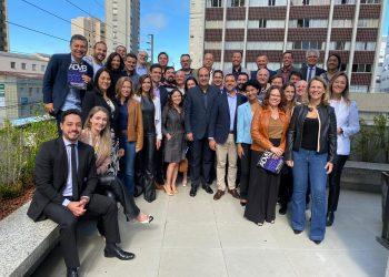 ADVB-PR apresenta nova diretoria Ney Emílio Braga Alves