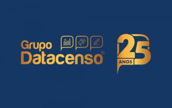Grupo Datacenso comemora 25 anos!