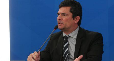 Pesquisa sobre o impacto da saída do Ministro Sérgio Moro