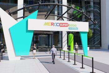 Mercosuper 2020, 100% Digital