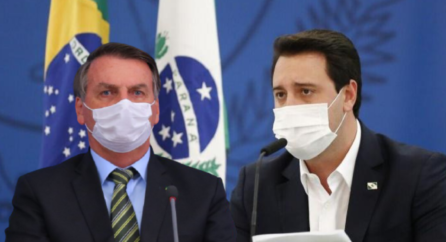 Opinião dos paranaenses em relação as medidas adotadas pelo Governo na pandemia de Covid-19