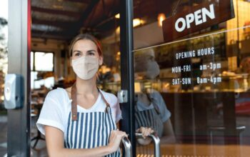 Empresários mostraram-se preocupados com a economia, porém, esperançosos com o futuro